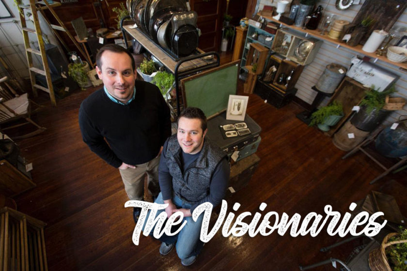 The Visionaries Profile Photo